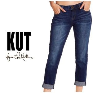 Kut from the Kloth Katy Boyfriend Jeans👖